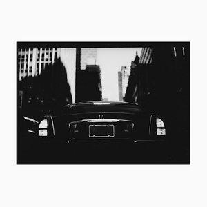 Untitled # 8, Car NY Landschaft von New York, Street Photo, Giacomo Brunelli, 2017