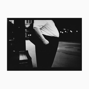 Untitled # 11 von New York, Schwarz & Weiß, Street Photograph, 2017