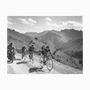Bergbühne, Tour De France