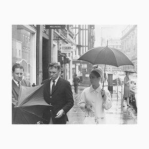 Elizabeth Taylor e Richard Burton, 1963