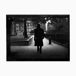 Untitled # 1, Man Silhouette von Eternal London, Giacomo Brunelli, 2013
