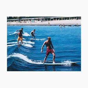 Surfing Brothers, Slim Aarons, 20th Century, Wassersport