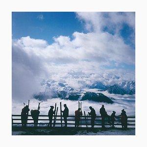 Verbier View, Slim Aarons, 20th Century, Winter Sports