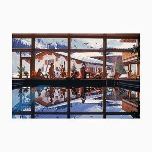 Gasthof Post Pool, Slim Aarons, 20th-Century Photograph