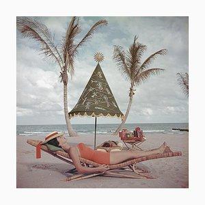 Palm Beach Idyll, Slim Aarons, 20th Century, Palm Trees