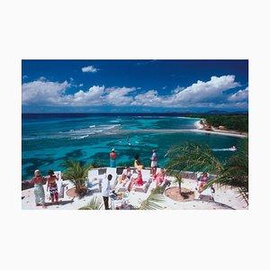 Tropical Mustique, 1989, Slim Aarons, 20. Jahrhundert