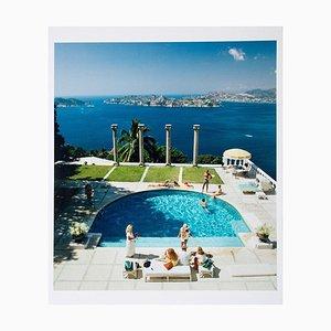 Der Pool in der Villa Nirvana, Acapulco, Slim Aarons, 20. Jahrhundert