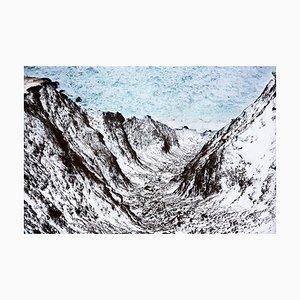 La Plage, Christophe Jacrot, Strand, Berge, Meerblick