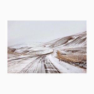 La Route Blanche, Christophe Jacrot, Landschaft