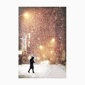 Coton, Photography, Color Print, Snow, Winter
