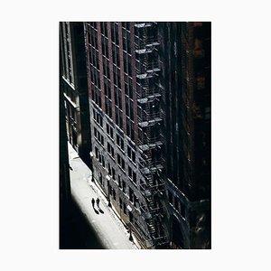 Ausdünnung, Christophe Jacrot, Städte, Hochhäuser