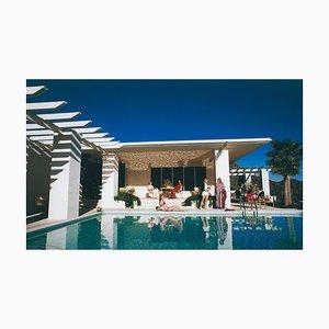 Poolside in Arizona, Slim Aarons, 20. Jahrhundert