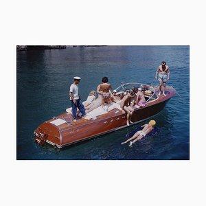 Urlaub in Capri, 1958, Slim Aarons