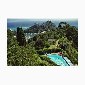 Villa Portofino, 1977, Slim Aarons
