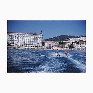 Cannes Watersports, 1958, Slim Aarons