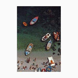 Conca Dei Marini Bay, 1984, Slim Aarons
