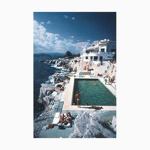 Hotel Du Cap Eden Roc Pool, Slim Aarons, 20th-Century