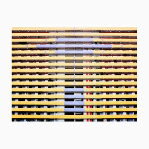 The Factory, Chris Frazer Smith, Abstract Print, 2010