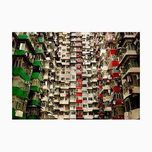 Hong Kong Apartments II, Chris Frazer Smith, Fotografie, 2010