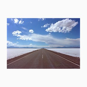 Argentinien Straße, Reisefotografie, 2007