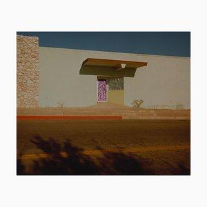 Purple Door, Montana, 1986,
