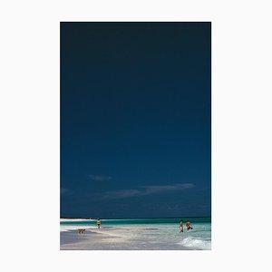 Harbour Isle Beach, Slim Aarons, 20. Jahrhundert, Fotografie am Strand