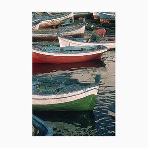 Fischerboote, Slim Aarons, 20. Jahrhundert, Italien