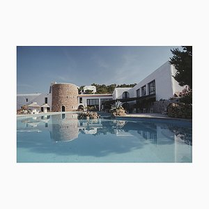 Hotel Hacienda, Slim Aarons, Fotografie des 20. Jahrhunderts