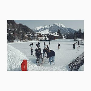 Eishockey, Slim Aarons, 20. Jahrhundert