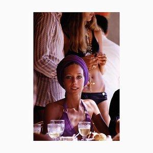 Marisa Berenson, Slim Aarons, 20. Jahrhundert