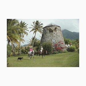 Saint Kitts und Nevis, Slim Aarons, 20. Jahrhundert