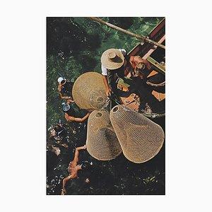 Schnorcheln in den Shallows, Slim Aarons, 20. Jahrhundert