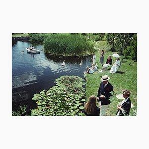 Sommer Picknick, Slim Aarons, 20. Jahrhundert