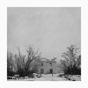 Blanco, Weiße Landschaft, Schwarz & Weiß Foto