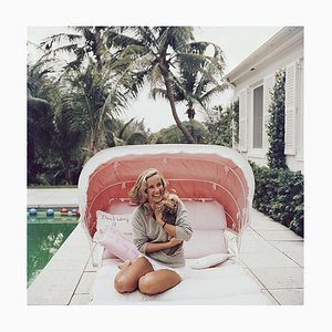 Alice Topping, Slim Aarons, 20th Century, Photograph