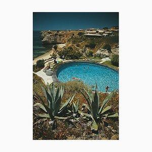 Algarve Hotel Pool, Slim Aarons, Agave