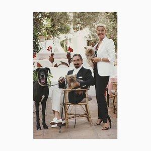 Graf und Gräfin Jaime De Mora Y Aragon, Slim Aarons, 20. Jahrhundert