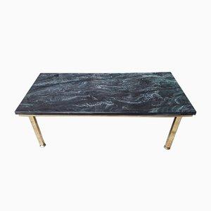 Mesa vintage de mármol de imitación