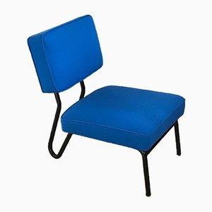 Sedia senza braccioli Jacques Hitier per Tubauto, 1952