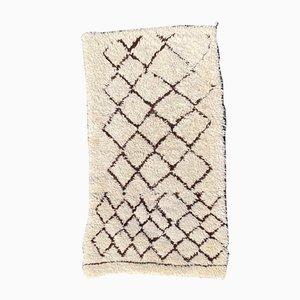 Kleiner Beni Ourain Berber Teppich