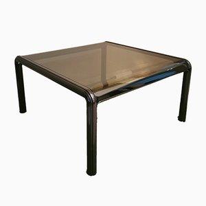 Tavolo da pranzo in alluminio smaltato di Gae Aulenti per Knoll International, anni '70