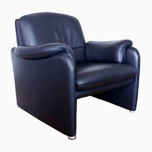 DS Leather Armchair from de Sede, 1980s