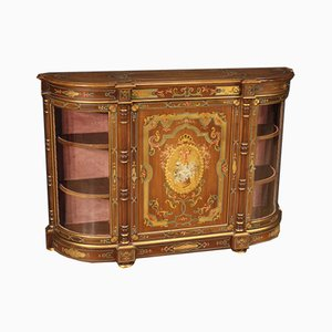 Painted Sideboard, 20th Century