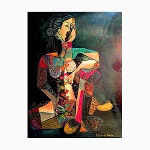Les Racines de l'Amour by Leticia de Prado, Spanish Contemporary Art