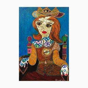 Spanish Contemporary Art, Margarita by Leticia De Prado