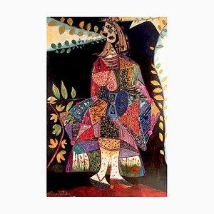 Spanish Contemporary Art, My Queen by Leticia De Prado