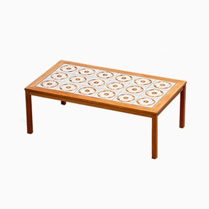 Large Scandinavian Vintage Coffee Table