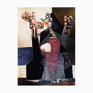 Spanish Contemporary Art, La Palme D'or by Leticia De Prado