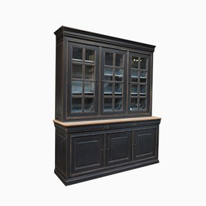 Buffet Library Two Bodies in Black Patinated Cherry