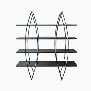 Metal Tubular Frame Shelves